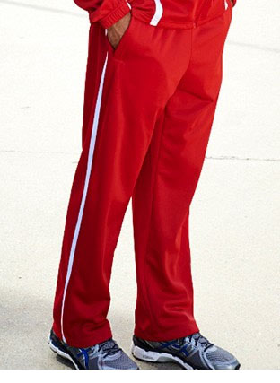 CK1496 KIDS ELITE CONTRAST SPORTS TRACK PANTS