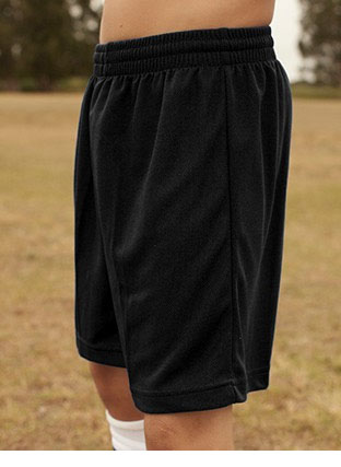 CK630 KIDS BREEZEWAY FOOTBALL SHORTS