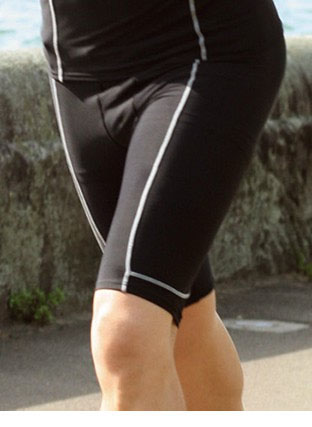CK902 PERFORMANCE WEAR-MEN\'S BIKE SHORTS