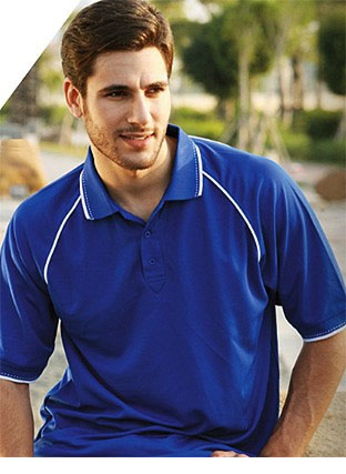 CP0326 ADULTS BREEZEWAY POLO