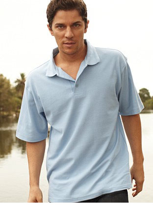 CP812 UNISEX ADULTS BASIC POLO