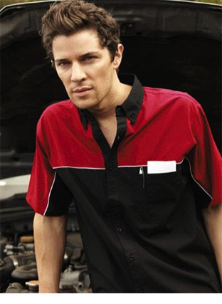CS0531 MEN\'S MOTOR SHIRT