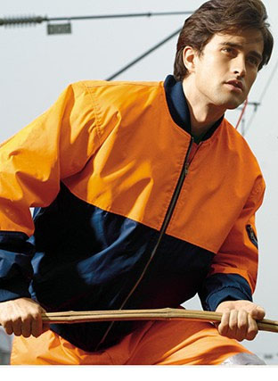SJ0320 HI-VIS FLYING JACKET(LINED)