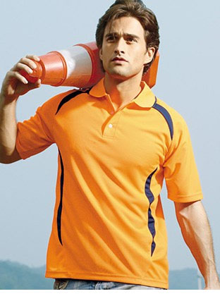 SP0752 HI-VIS SAFETY STYLE POLO