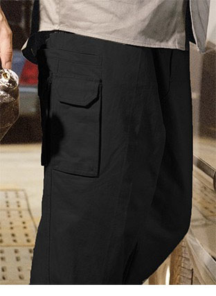 WK1235ST STOUT DRILL CARGO WORK PANTS